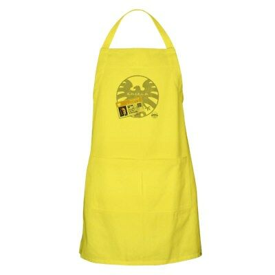 CafePress Agents Of Shield Badge Apron Full Length Cooking Apron (1285108365)