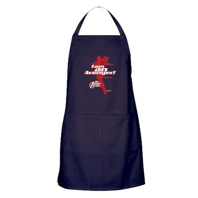CafePress Avenger Iron Man Kitchen Apron (1294544486)
