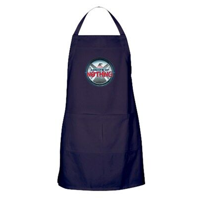 CafePress Agents Of Nothing Kitchen Apron (1295480093)