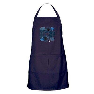 CafePress Agents Of Shield Kitchen Apron (1285108157)