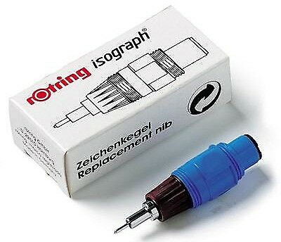 Rotring Isograph Technical Pen Replacement Nib - 0.10mm