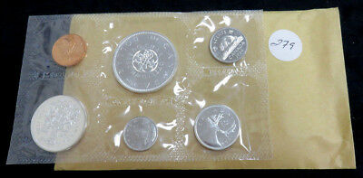 1964 Canadian Silver Proof Like Set in mint packaging