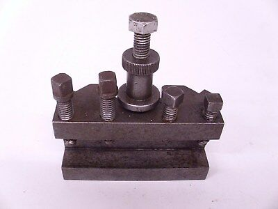 Dickson type T3 Quick change toolholder -   used