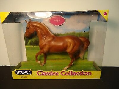Breyer Model Horse Classic Size Chestnut Morgan #928