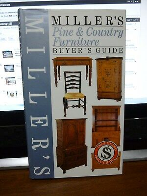 Miller's Pine & Country Furniture Buyers Guide Book 1995