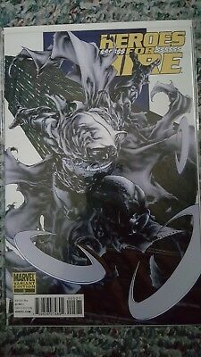 HEROES FOR HIRE #5 Harvey Talibao 1:15 Moon Knight Variant Marvel Comics 2011
