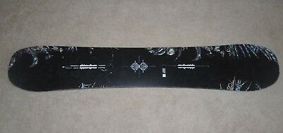 New Burton Store Demo Flight Attendant Directional Camber Snowboard 159 cm