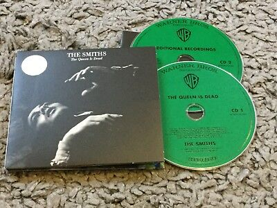 The Smiths - The Queen Is Dead 23 Track Digipak 2 CD (like new)