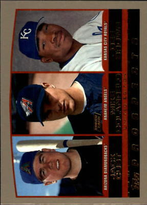 2000 Topps Limited Baseball Card #202 Cust/Colangelo/Brown