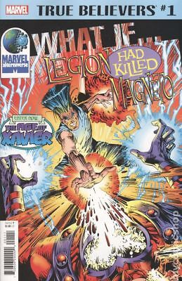 True Believers What If Legion Killed Magneto #1 2018 VF Stock Image