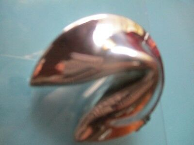 """Lenox 2"""" Chinese Fortune Cookie Trinket Pill Box---230"""
