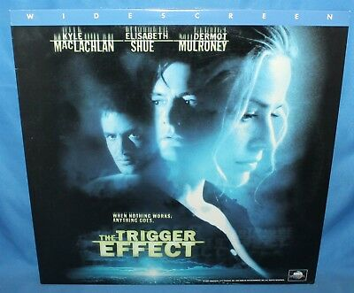 The Trigger Effect 1996 Laserdisc Mca Universal Home Video Laser Disc