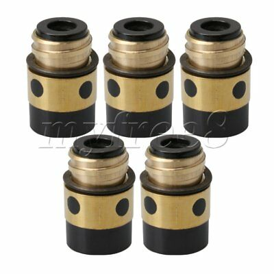5Piece Copper Core 500A Current MIG/MAG Welding Air Cooled Torch Nozzle Holder