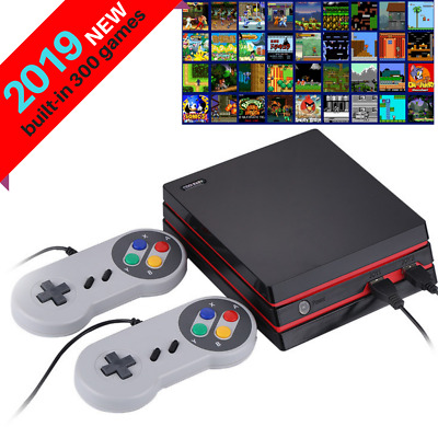Retro HDMI TV Video Game Console Classic 600 Built-in Games + 2 Controllers