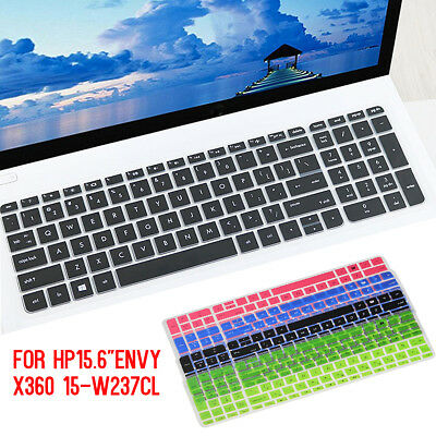 AU Laptop Keyboard Film Protector Cover Skin For HP 15.6'' ENVY x360 15-W237CL