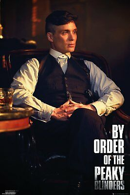 Peaky Blinders  By Order Maxi Poster Print 61x91.5cm 24x36 inches FP4728