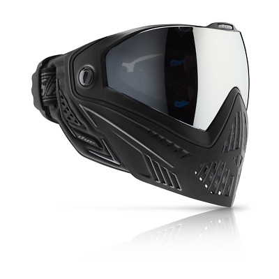 Dye I5 Pro ONYX black grey Thermalmaske Paintball Airsoft Softair Goggle 1960