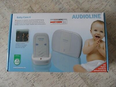 Audioline Baby Care 4 Babyphone