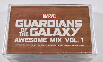 Guardians Of The Galaxy Awesome Mix Vol.1 Cassette Tape