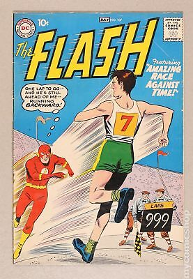 Flash (1st Series DC) #107 1959 VG+ 4.5