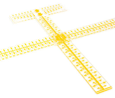 Tee Square It! Alignment tool for Thermoflex or Siser Easyweed HTV on Heat Press