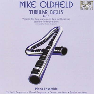 Mike Oldfield-Tubular Bells Part 1 (UK IMPORT) CD NEW