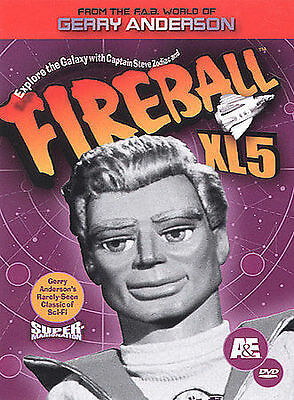 NEW - Fireball XL5 - The Complete Series