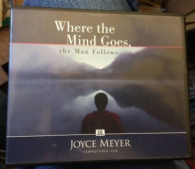 The Cure For Stress By Joyce Meyer Audiobook Cd 1036 Picclick