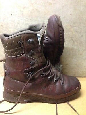 Size 11 brown cold wet weather haix boots! V/G condition & loads Of Tread!