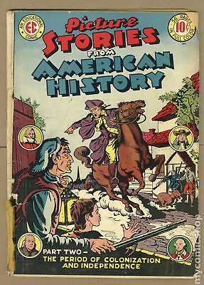 Picture Stories from American History #2 1945 FR/GD 1.5