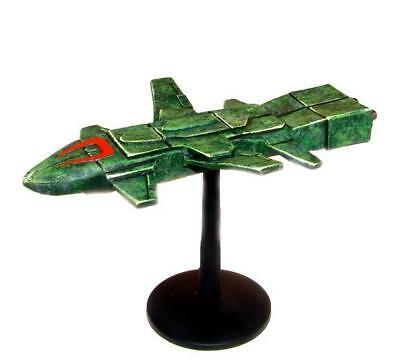 Mongoose Babylon 5 Call to Arms Dilgar Mini Rohrit Assault Ship Pack MINT