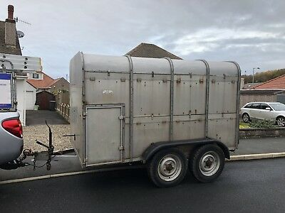 ifor williams cattle Sheep trailer
