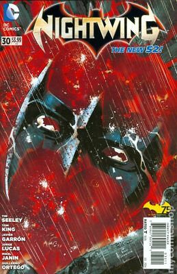 Nightwing (2nd Series) #30A 2014 NM Stock Image
