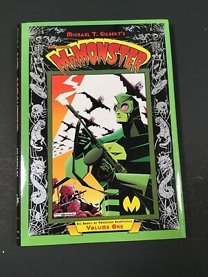 Mr. Monster Volume 1  His Books of Forbidden Knowledge    1st Print  1996