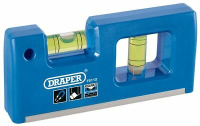 GENUINE DRAPER Mini Level (100mm) | 75112