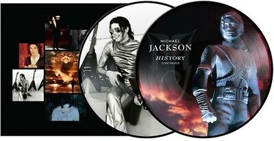 Michael Jackson - HIStory: Continues [New Vinyl] Picture Disc