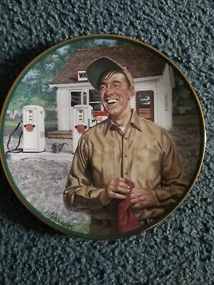 The Hamilton Collection SURPRISE! SURPRISE! THE ANDY GRIFFITH SHOW Plate #1688A