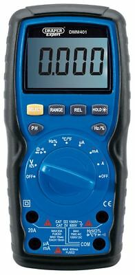 GENUINE DRAPER Digital Clamp Meter (Auto-Ranging) | 41824
