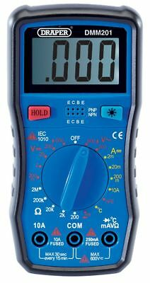 GENUINE DRAPER Digital Multimeter | 41818