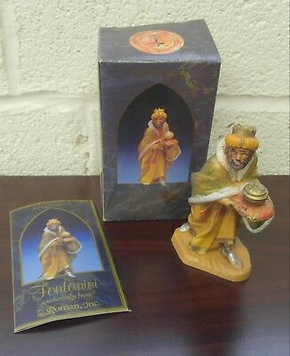 Roman Fontanini Heirloom Nativity Figure Balthazar King (12oz)