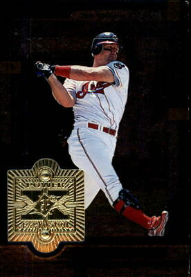 1999 SPx Power Explosion Cleveland Indians Baseball Card #PE11 Jim Thome