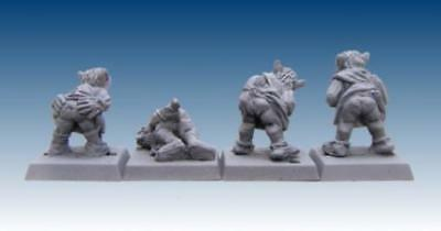 Scotia Grendel Braveheart Goblins 25mm Clan Bravehearters Pack MINT