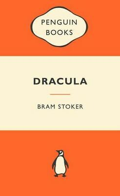 NEW Dracula : Popular Penguins By Bram Stoker Paperback Free Shipping