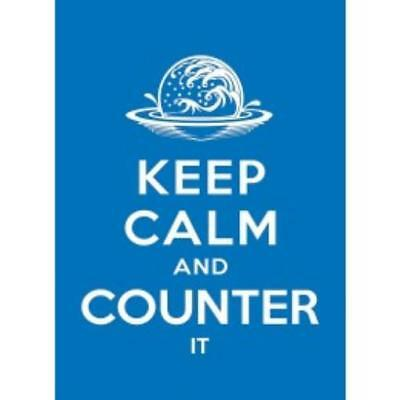 Max Protection Card Protection ShuffleTech - Keep Calm and Counter It (50 MINT