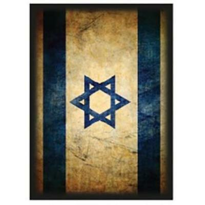 Max Protection Card Protection ShuffleTech - Flag Series, Israel (50) MINT