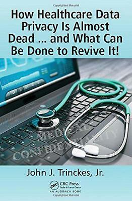 How Healthcare Data Privacy Is Almost Dead and What Can Be Done to Revive It
