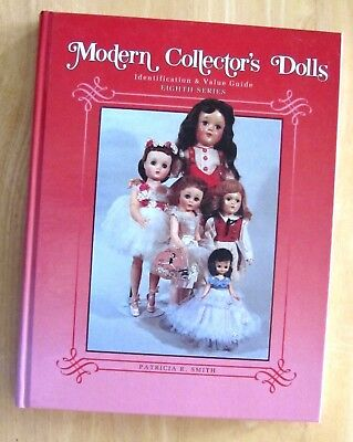 Modern Collector's Dolls, 8th series, Patricia R Smith, hc  mint