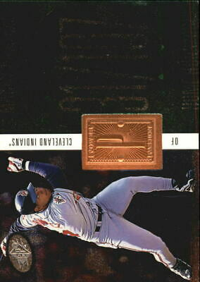 1998 SPx Finite Baseball Card #224 Manny Ramirez PP /7000