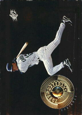 1998 SPx Finite Radiance White Sox Baseball Card #181 Mike Caruso YM /2500