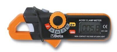 Beta Tools 1760PA/80 Digital Amperometric Clamp Meter 80 Amp | 017600002